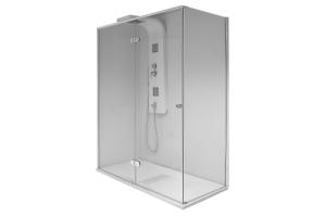 Enjoy 03 XL Kompakt Duş Ünitesi 160x75 cm Flat